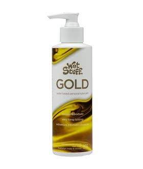Wet Stuff Gold 270g Pump Top